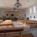 Kościół w Borne-Sulimowo. Ważny ze względu na żyrandole, któe zostały skradzione z